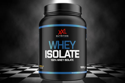 Whey Isolaat 1000gr - XXL Nutrition