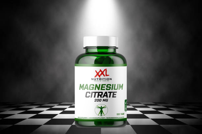 Magnesium Citraat 200mg - XXL Nutrition