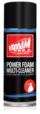 VROOAM Power Foam Multi-Cleaner