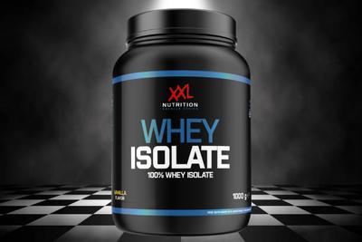 Whey Isolaat 1000gr - XXL Nutrition